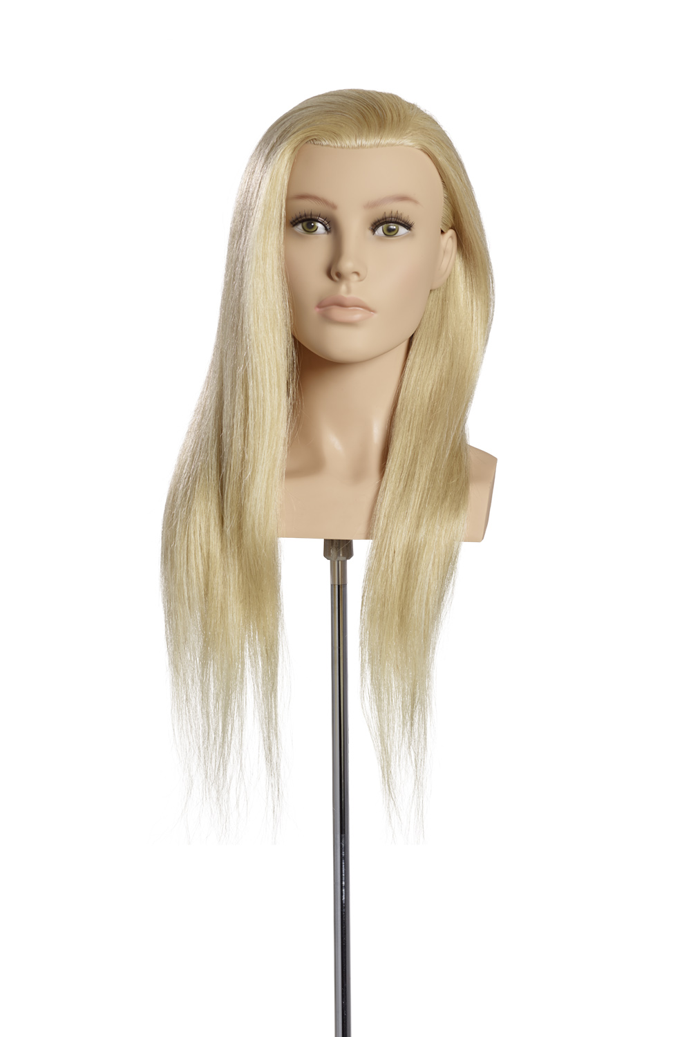 LICHIDARE DE STOC!!! Cap Manechin Competition LOUISA OMC, 60cm, Par Natural, Blond